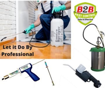 Pest Control Service Lakemba